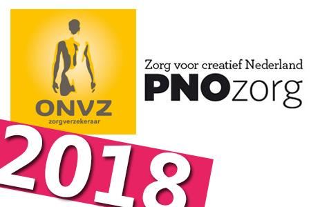 ONVZ en PNOzorg zorgverzekering 2018