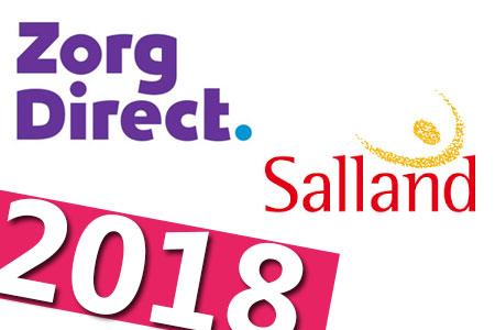 ZorgDirect en Salland zorgverzekering 2018